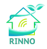 RINNO logo coloured